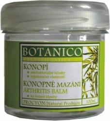 BOTANICO - konopné mazání na bolavé klouby 100 ml