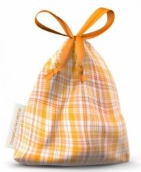 Sáček Oranžové kostičky