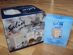 Domácí solná jeskyně Salin S2 + náhradní blok Salin S2 zdarma