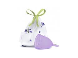 LadyCup menstruační kalíšek Levandule - L větší