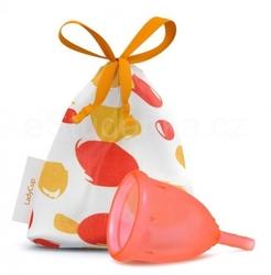 LadyCup menstruační kalíšek Orange velikost S
