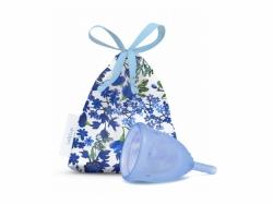 LadyCup menstruační kalíšek modrý velký L