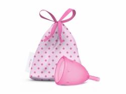 LadyCup menstruační kalíšek růžový L větší