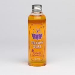 Salvus tělový olej eroticko relaxační 200 ml