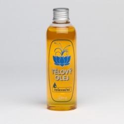 Salvus tělový olej relaxační 200 ml