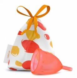 LadyCup menstruační kalíšek Orange velikost L
