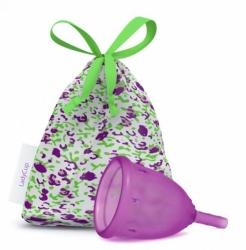 LadyCup menstruační kalíšek Letní Švestka - velikost S