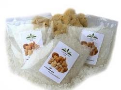 Caribbean Sun Sůl z Mrtvého moře na čištění hub CDS 101 70 g