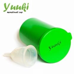 Yuuki Menstruační kalíšek - velikost 2 soft